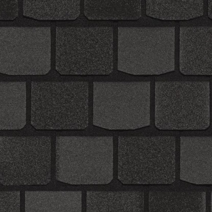 Highland Slate - Black Granite
