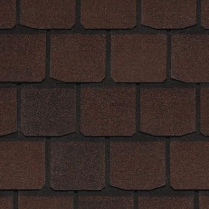 Highland Slate - Saddle Brown